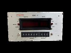 Electronic depth counter