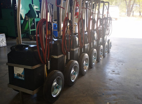 Effective and efficient indoor atomized decontamination