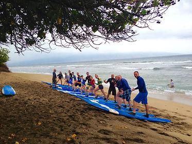 Surf Lanai, Lana'i Surf School and Safari