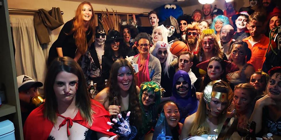 BSC Nov - Halloween Ruda
