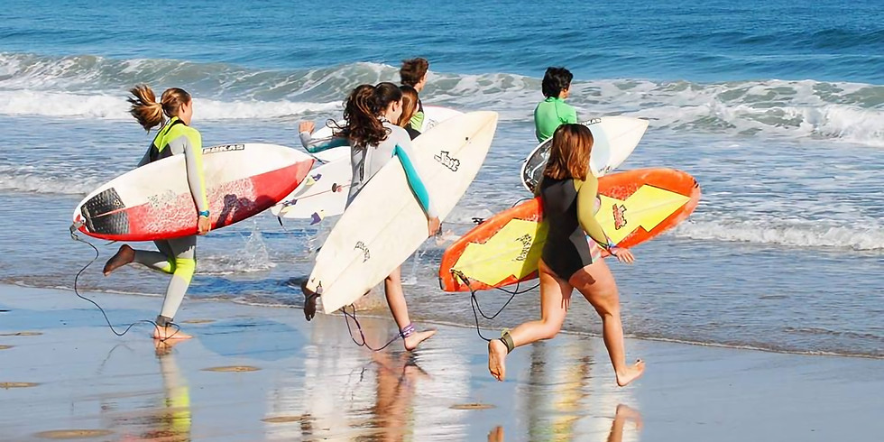 BSC - Family Surf Day