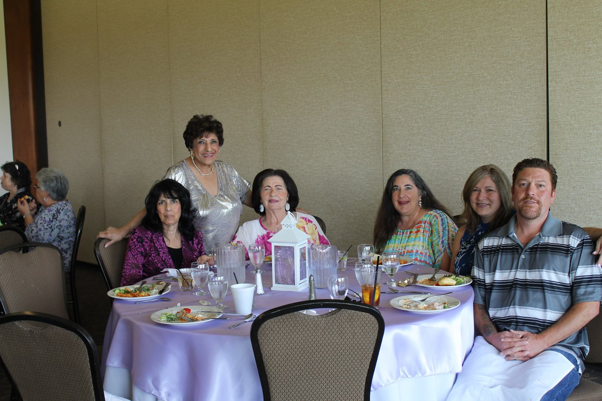 Past Queen Luncheon 2018