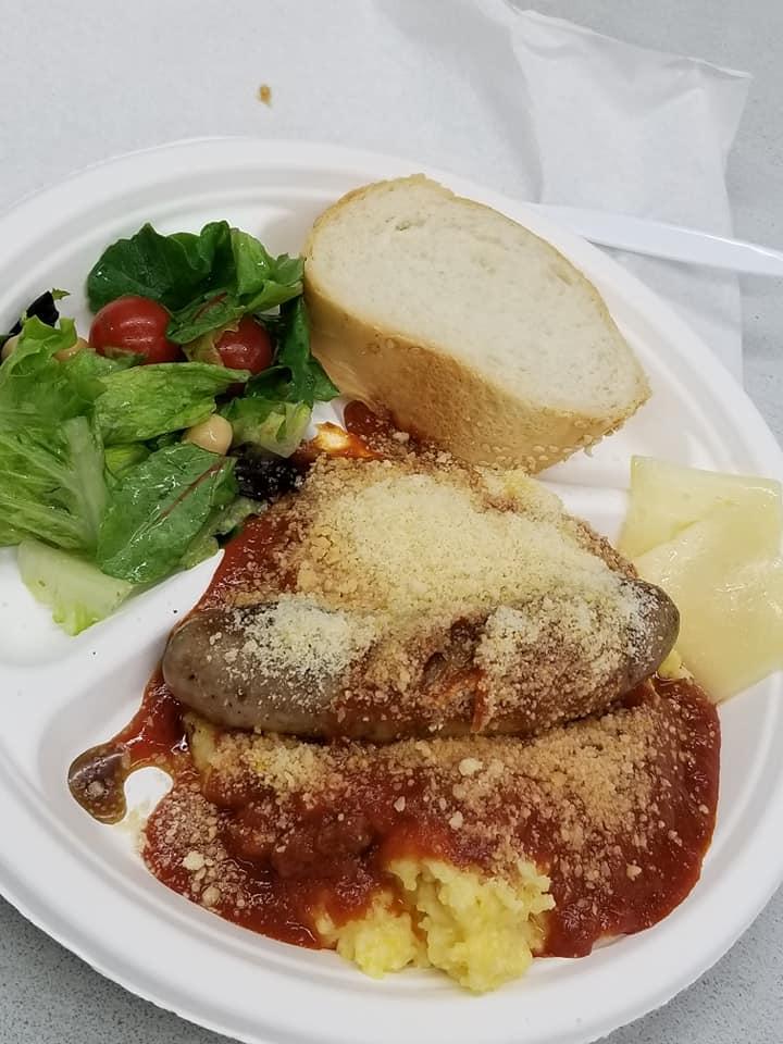 Polenta Dinner 2018