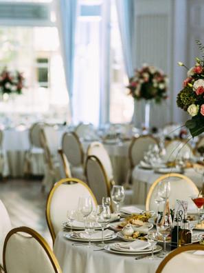 Luxury place for the amazing wedding par