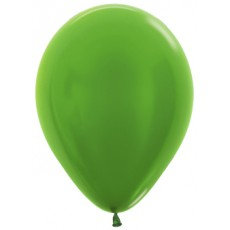 Ballon metallic - LIMOENGROEN - 30cm