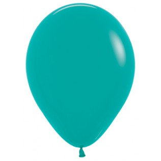 Ballon TURQUOISE - 30 cm