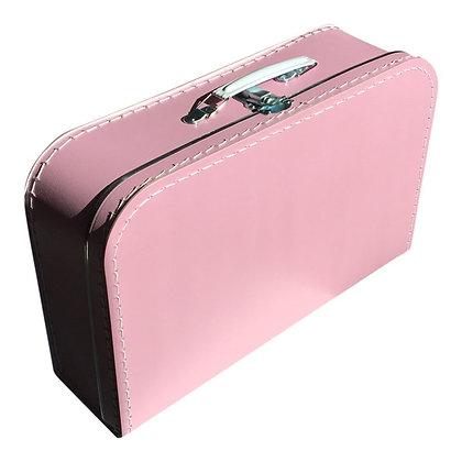 Koffertje met naam 35 cm - FELROZE