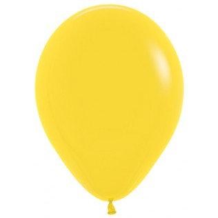 Ballon YELLOW - 30 cm
