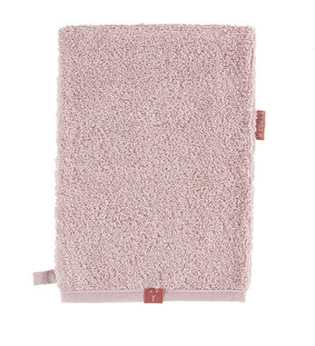 BamBam washandje - rose / pink - organic