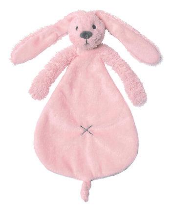 Knuffeldoekje Happy Horse - Pink Rabbit Richie
