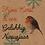 Thumbnail: Kerstkaart geometric bird 10x15cm