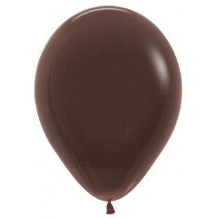 Ballon CHOCOLATE BROWN - 30 cm
