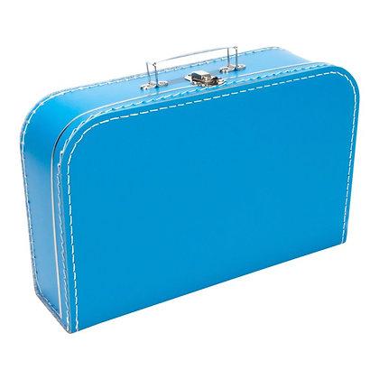 Koffertje met naam 35 cm - AQUABLAUW