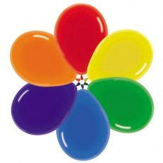 Crystal clear ballonnen