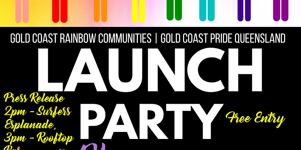 GOLD COAST RAINBOW COMMUNITIES LAUNCH & PRESS RELEASE