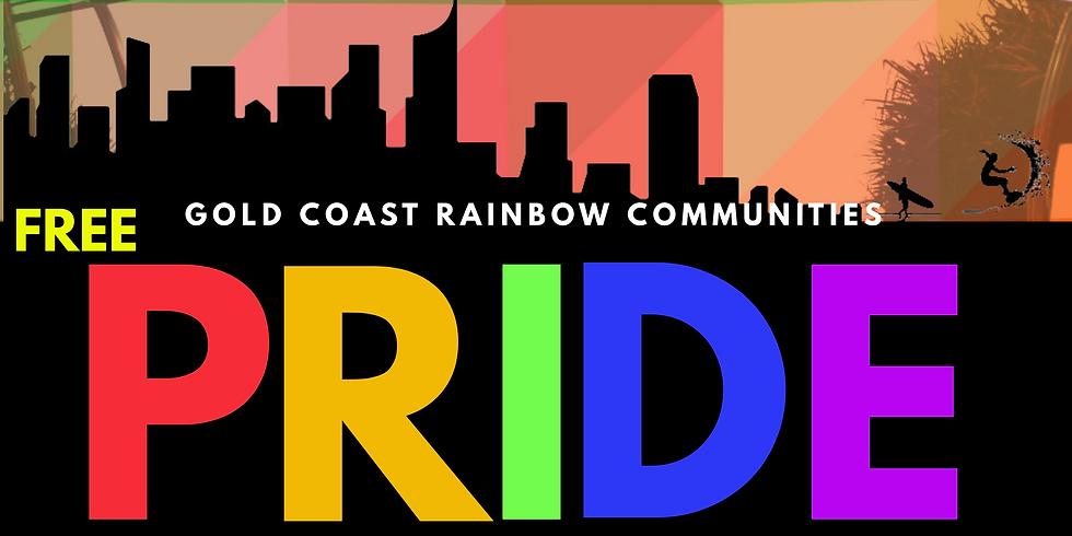 $5 Donation Beach Walk with Pride