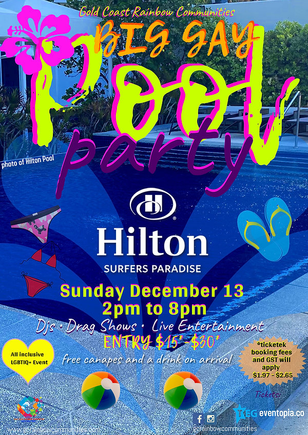 Copy of Copy of Copy of Pool Party Flyer