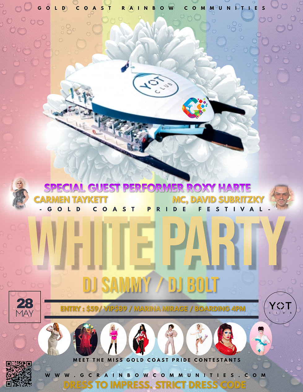 Copy of WHITE PARTY Flyer Template (14).