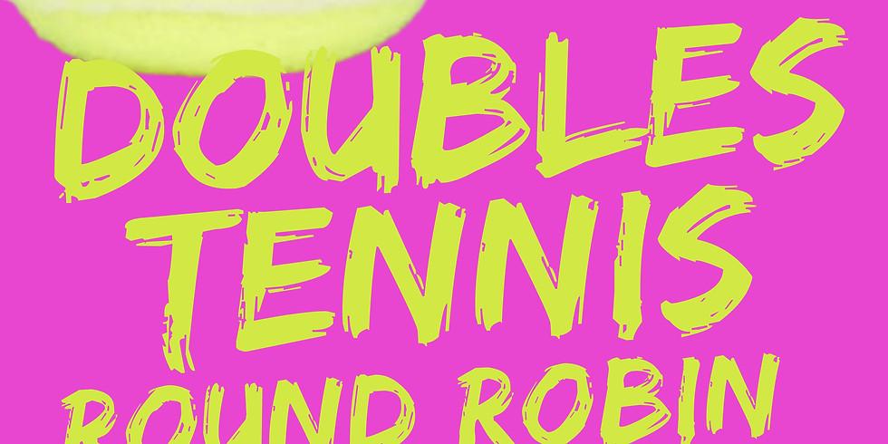 Pride Doubles Round Robin Tennis Comp