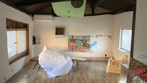 唐田綾子さんの個展「反復と乱反射」を開催