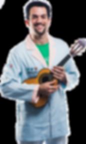 Experiência do Paciente com Música. Grupo Saracura