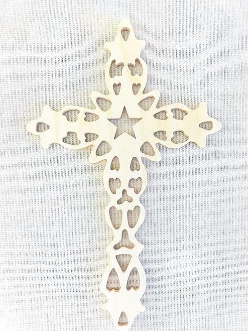 10 inch cross