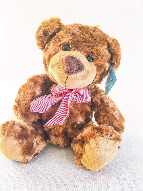Brown bear plush