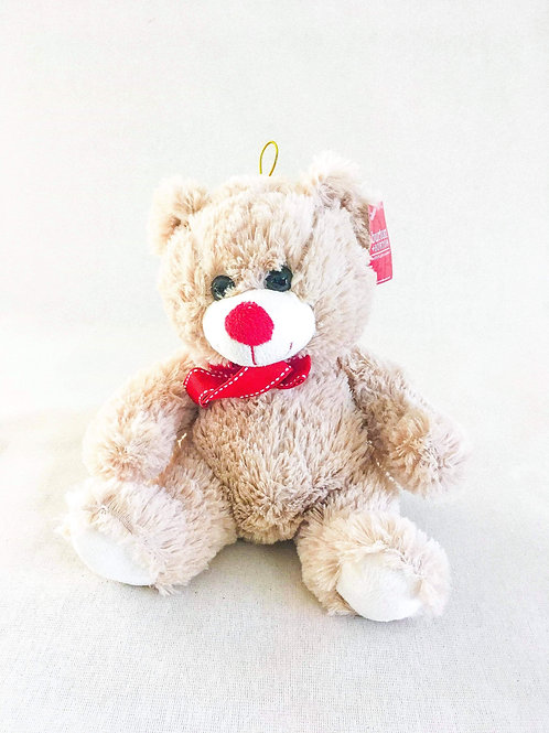 Valentines bear plush
