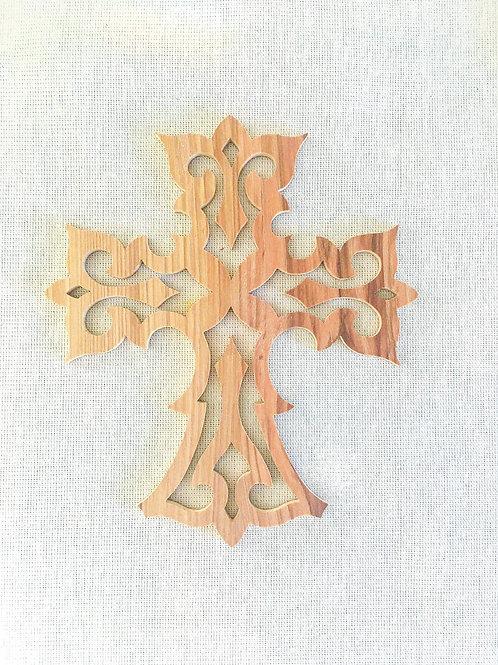 8 inch cross