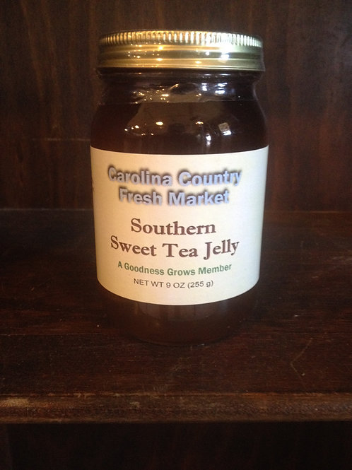 Southern Sweet Tea Jelly