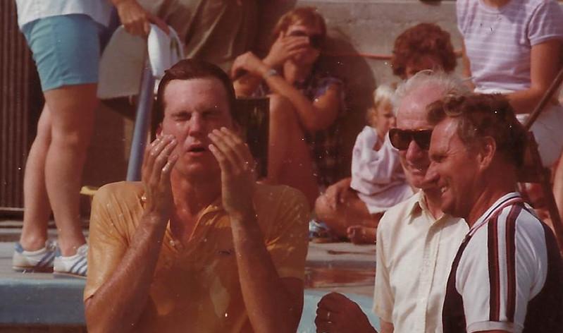 1980s Baptism