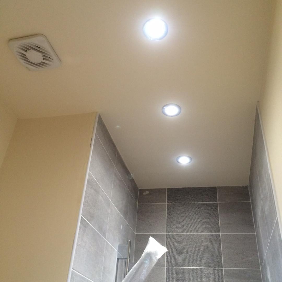 Spotlight Installation