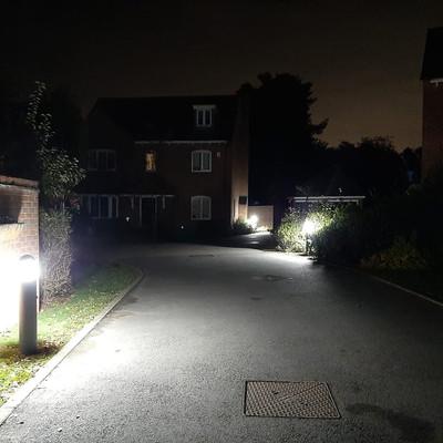 External Bollard Lighting Project