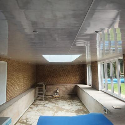 Swimming Pool Lighting Project