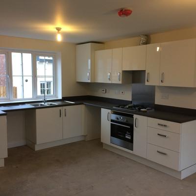 New Kitchen Installations