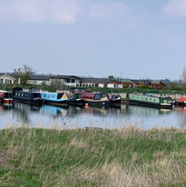 Views of the the Moorings