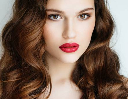 The Right Color For Brunettes