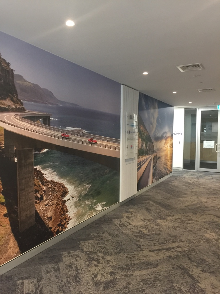 Lift Lobby Graphics