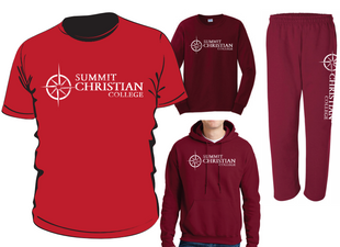 Order SCC apparel for the Spring semester!