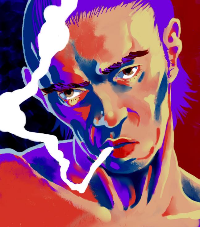 Color study, 2016