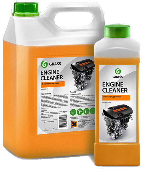 Очиститель двигателя