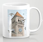 Clock Tower mug