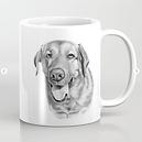 Lab mix coffee mug