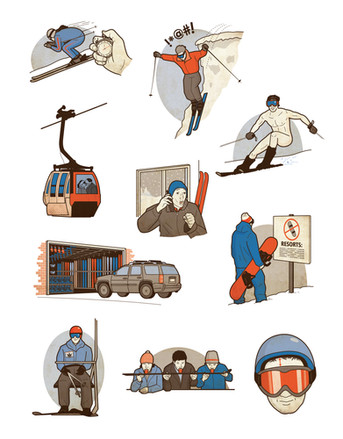 for Ski Magazine