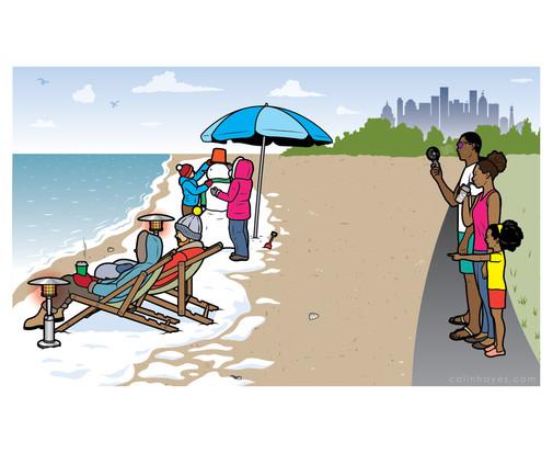 Lake Effect Cold, Milwaukee Magazine