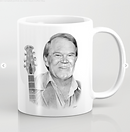Glen Campbell coffee mug