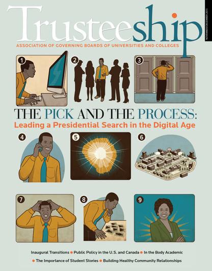for Trusteeship Magazine