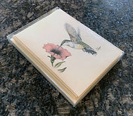 Bird cards boxed set_mother's day