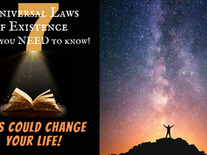 The 7 Universal Laws of Existence