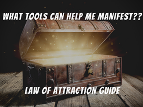 What Tools Can Help Me Manifest?